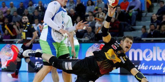 Le Mondial de handball est invisible pour le grand public, il faut que cela change. REUTERS/Vincent