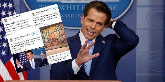 Anthony Scaramucci, à peine nommé directeur de la com' de Trump, efface ses tweets dérangeants... trop