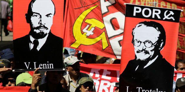 Près de 30 ans après le communisme, le socialisme peut-il à son tour s'effondrer? REUTERS/David