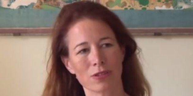 La philosophe Anne Dufourmantelle en