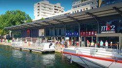 Paris: mouvement de panique au cinéma MK2 quai de