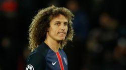Terminé le PSG pour David Luiz, de retour à