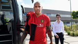 Thierry Henry ne gagnera pas un sou avec les Diables rouges en
