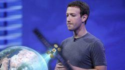 Pas de chance pour Facebook, son premier satellite a explosé avec la fusée de