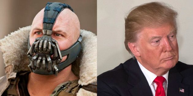 Bane / Donald