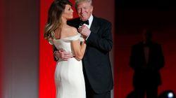 Les internautes ont été sans pitié pour la 1ère danse de Donald Trump et