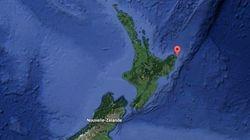 Fin de l'alerte au tsunami après un fort séisme en