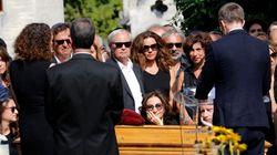 Défilé de personnalités aux obsèques de Sonia Rykiel pour un dernier
