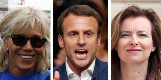 Valérie Trierweiler dément avoir conseillé à Emmanuel Macron de se présenter en