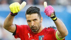Buffon a fait taire les sifflets du public italien pendant