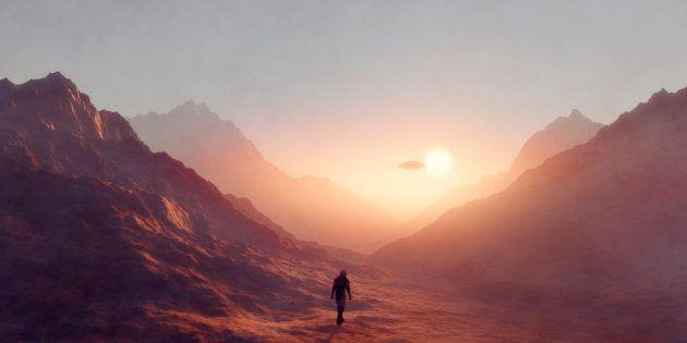 Un sénateur américain a demandé à la Nasa si une civilisation extraterrestre avait existé sur Mars il...