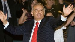 Le président ouzbek Islam Karimov est