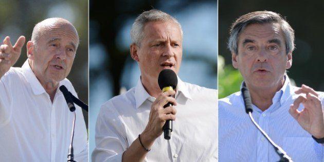 À La Baule, les ténors Les Républicains s'évitent et Nicolas Sarkozy en prend encore pour son