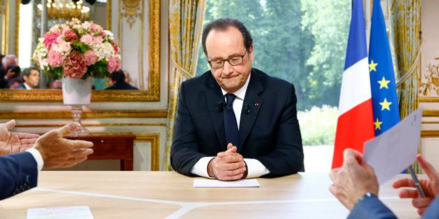 8 Français sur 10 ne souhaitent pas que François Hollande se représente en 2017 (mais pensent qu'il le