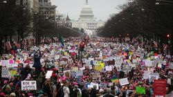 Plus de deux millions de personnes ont participé à la Marche des Femmes aux