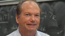 Le mathématicien Jean-Christophe Yoccoz est