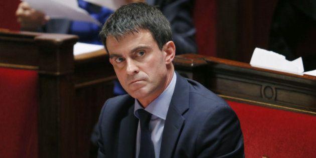 Manuel Valls répond à un article