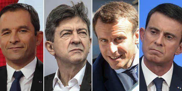 Qui de Mélenchon ou de Macron a remporté le premier tour de la primaire de la