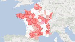 Gros bug sur la participation, la carte des résultats définitifs dans votre