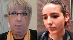 Ces étudiants répondent à Claire O'Petit: