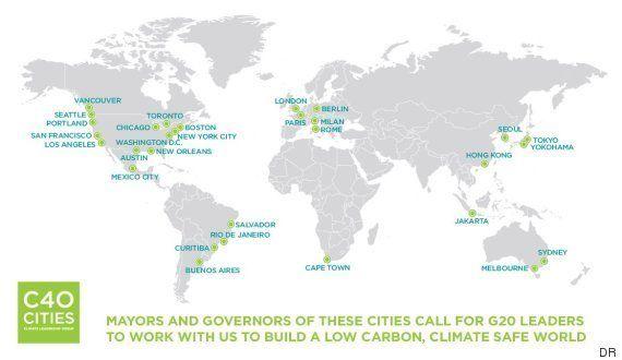 L'appel pour le climat de 30 maires du monde entier à l'occasion du