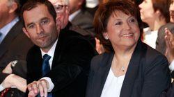 Martine Aubry appelle à voter Benoît