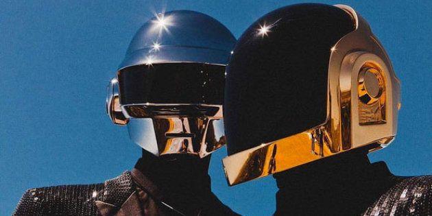 Les Daft Punk remportent le Grand Prix de l'e-réputation