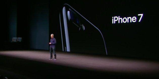 Revivez la keynote d'Apple 2016 et la présentation de l'iPhone 7 et 7