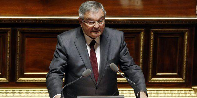 Gérard Larcher propose la nomination du centriste Michel Mercier au Conseil