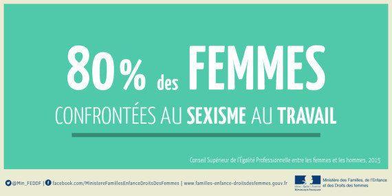 La campagne ministérielle contre le sexisme avec Julie Gayet est