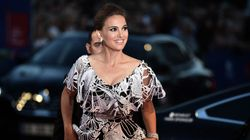 Natalie Portman rayonnante sur le tapis rouge de la Mostra de