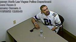 Les policiers n'auraient pas dû le laisser seul dans la salle