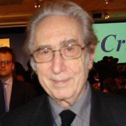 Theo Klein, avocat et ancien président du Crif