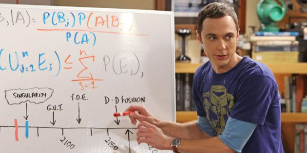 BaZnGa, un nouvel élément chimique créé en l'honneur de Sheldon de The big bang