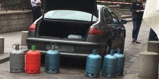 Bonbonnes de gaz: interpellation à Boussy-Saint-Antoine de trois femmes qui préparaient un attentat