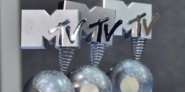 Les trophés MTV en