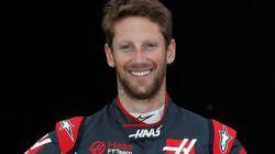 Romain Grosjean va devenir papa pour la troisième