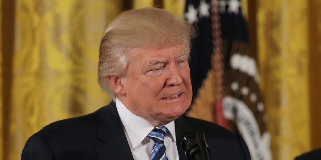 Le président Donald Trump a toujours refusé de dévoiler sa déclaration