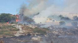 400 personnes évacuées après un nouvel incendie à Carro près de