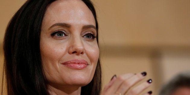 Angelina Jolie révèle être atteinte d'une paralysie de