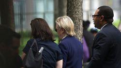 Hillary Clinton fait un malaise lors de la cérémonie du