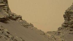 Les derniers clichés de Mars nous plongent en plein Far