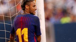 Même le club d'Amiens a son mot à dire sur Neymar au PSG (et on le