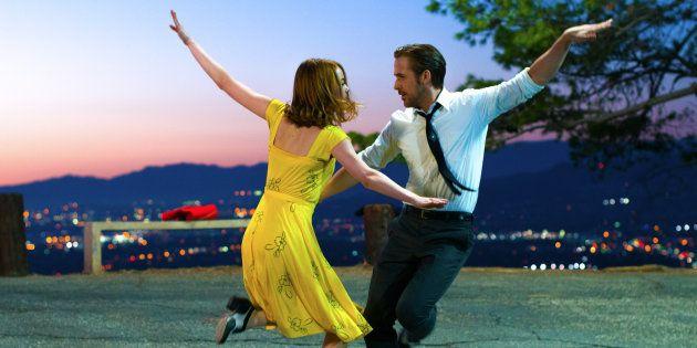 Emma Stone et Ryan Gosling font des claquettes