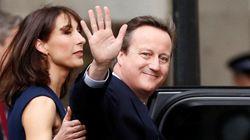À la surprise générale, Cameron abandonne son siège de