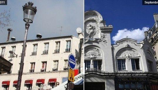 La métamorphose de l'Élysée-Montmartre depuis son incendie en