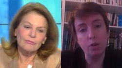 Caroline De Haas répond à la journaliste qui contestait les chiffres des viols en