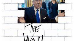 Mur avec le Mexique, environnement... les briques du projet Trump se mettent en