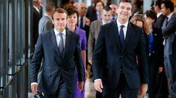 Nationalisation de STX: Montebourg se réjouit que Macron soit