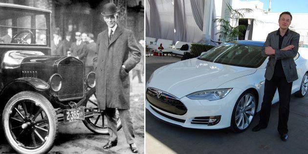 Tesla sort son Model 3 : Elon Musk est-il un clone d'Henry Ford